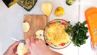 Детокс салат с репой