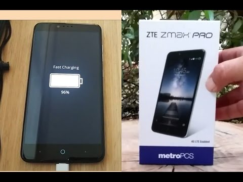 How To Get Fast Charging On The ZTE Zmax Pro