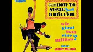 Download lagu How To Steal A Million Soundtrack Suite MP3