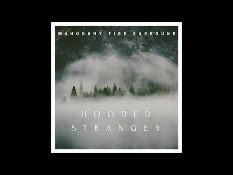 Mahogany Fire Surround | Hooded Stranger