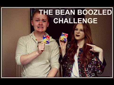 The Bean Boozled Challenge  Kyle & Clare