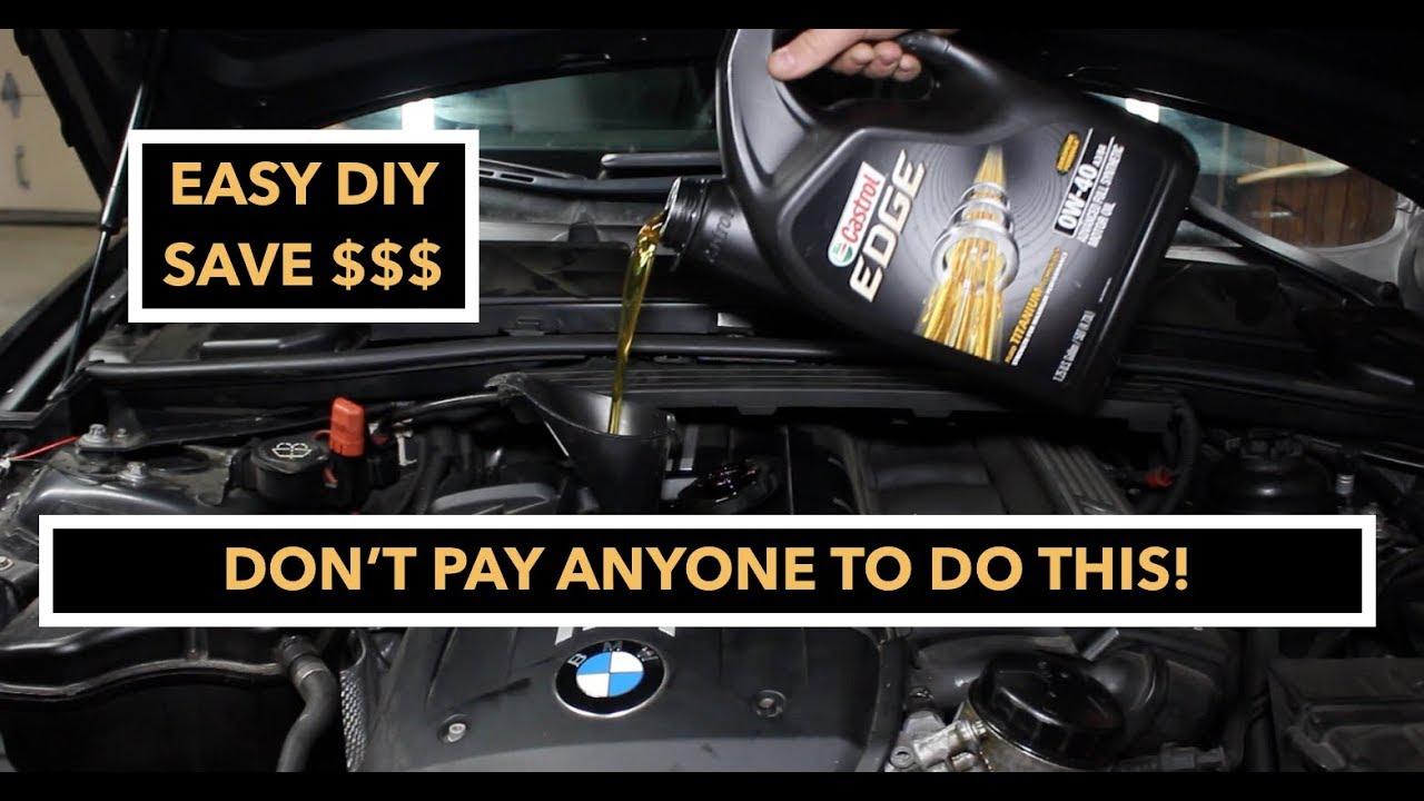 30 minute bmw oil change easy diy youtube 30 minute bmw oil change easy diy solutioingenieria Image collections