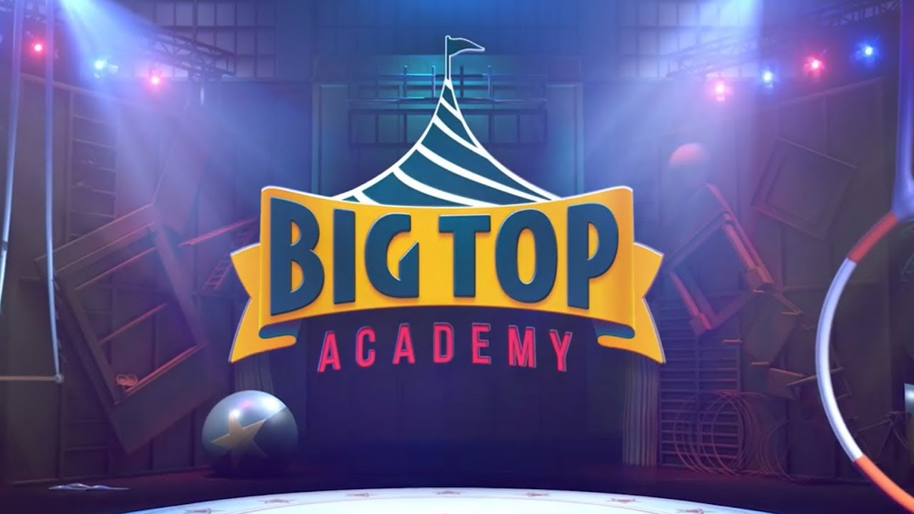Analice Nicolau Xvideos big top academy | getting into the best circus school is only the  beginning! | trailer