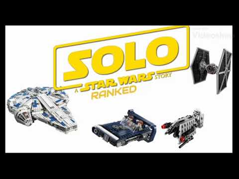 Lego Solo: A Star Wars Story Sets Ranked