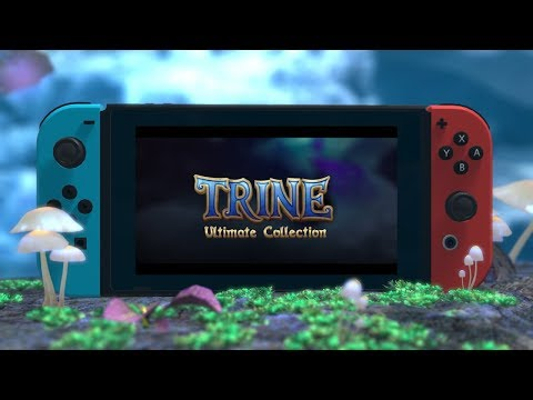 Trine: Ultimate Collection will be heading to Switch this fall