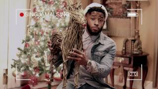 Jamal Moore - Rudolph The Red Nosed Reindeer (Cover)