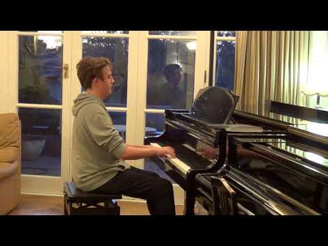 Aidan Williams - Ballade No 1 by Chopin - HSC and LMusA piece