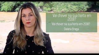 HF em Vídeo: Vai chover na sua horta em 2018?