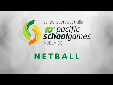 2017 Pacific School Games - Netball