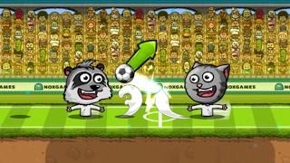 Кукольный футбол: Зоопарк (Puppet Soccer Zoo) // Геймплей