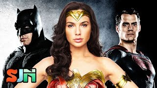 Wonder Woman Tone NOT A Response To Batman V Superman