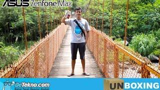 Unboxing Asus Zenfone Max Indonesia