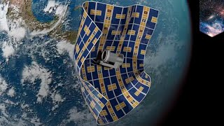 Space junk  Brane Craft to clean up floating debris around Earth's orbit   TomoNews