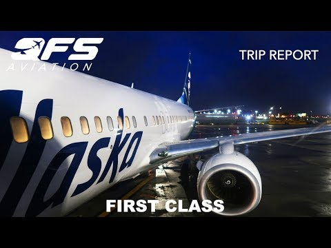 TRIP REPORT | Alaska Airlines