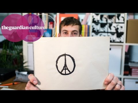 Peace For Paris Meet The Artist Who Designed The Symbol That Went