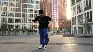 Khan Originality Crew Combo Tutorial LOCKING In Beijing