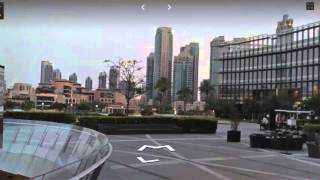 Burj Khalifa On Google Street View Part-2[HD]
