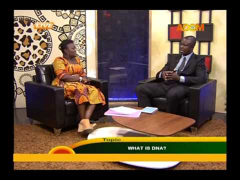 What is DNA - Afisem on Adom TV (10-9-15)
