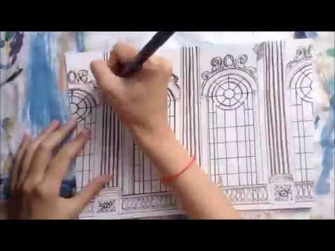 Chapelle royale - Speedlining