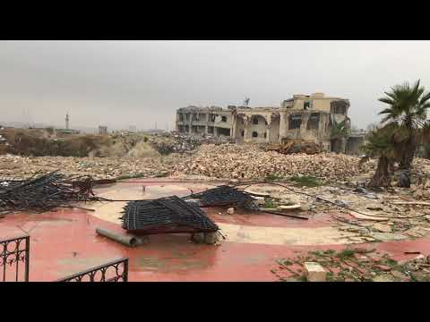 Aleppo: A year after the end of the battle
