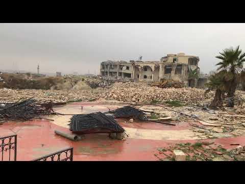 Aleppo: A year