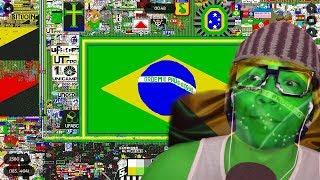 O JOGO DOMINADO POR BRS - Pixelcanvas.io