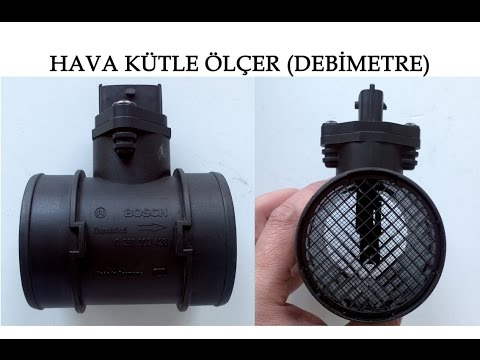Hava Kütle Ölçer  (MAF) Mass air flow sensor