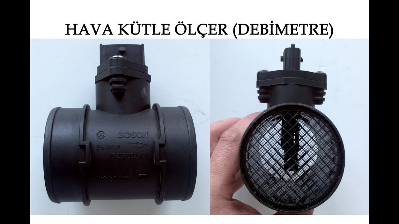 Hava K 252 Tle 214 L 231 Er Maf Mass Air Flow Sensor Youtube
