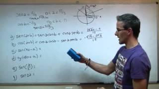 Trigonometric reasons SECUNDARY(10 Grade) Trigonometry sine cosine maths
