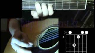 Ария - Свет былой любви (Уроки игры на гитаре Guitarist.kz)