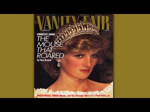 Tina Brown on Princess Diana