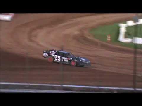 Brett McDonald Heat Race Lernerville Speedway 8/18/17