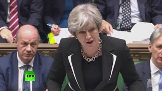 LIVE: Theresa May holds PMQs as MPs debate EU Withdrawal Bill