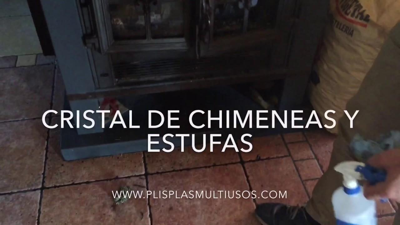 Limpieza de holl n de cristales de chimeneas y estufas en - Limpieza de chimeneas ...