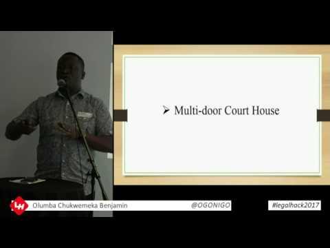 #legalhack2017  Legal Hacking in Nigeria, Olumba Chukwemeka Benjamin, Imo Legal Hackers