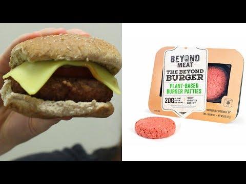 The Beyond Burger: The meatiest vegan burger I've ever had