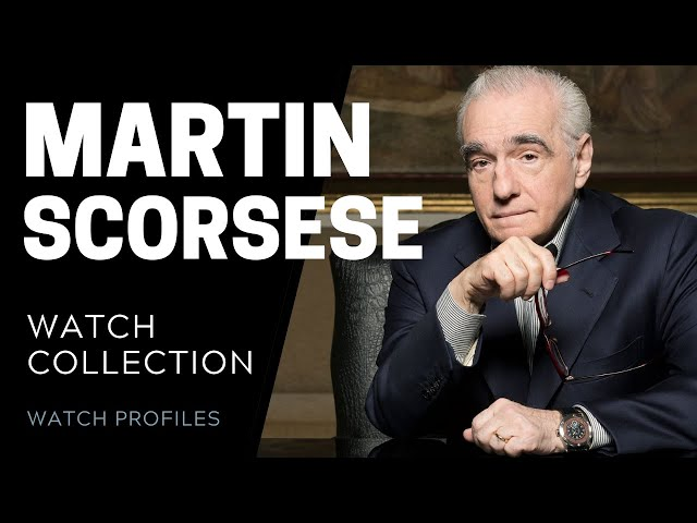 Martin Scorsese Watch Collection | SwissWatchExpo
