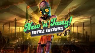 Релизный трейлер игры Oddworld: New 'n' Tasty для мобильных устройств!