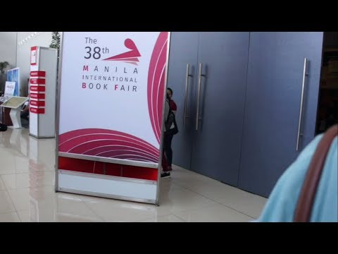 VLOG #3: Manila International Book Fair 2017 | Dayan Chua
