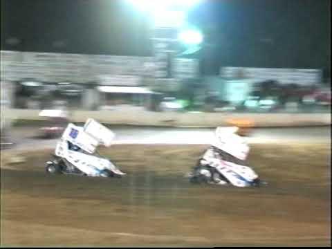 5hp Modified go karts Cowtown Speedway Zac Ceraldi