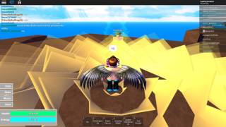 I was trained by the legendary Super Sayajin, Broly!!! Dragon Ball Rage Z 4 episode, (ROBLOX).