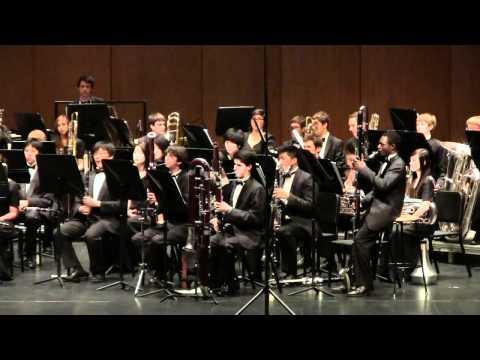 PSHS Wind Ensemble - UIL Performance (04/19/2012)