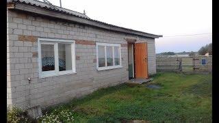 Дом за 500 000 тысяч на Алтае. С Урала на Алтай.