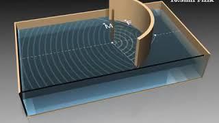 Esen Yayınları Animasyonları Su Dalgalarında Yansıma  Reflection in Water Waves (10.Sınıf)