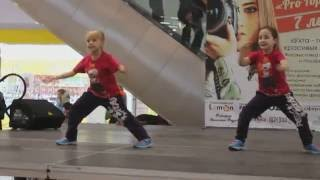 Хип хоп для детей 5 лет, танцуют классно! школа танцев для детей, lemon, ухта