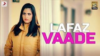 Lafaz – Vaade |  Punjabi Song 2017