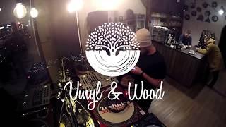 Vinyl & Wood Instore Session w/ Randall M - 09.02.2017 Budapest (Vatos Locos)