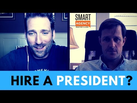 Is It Time to Add a President or HR Director to Your Agency Team?