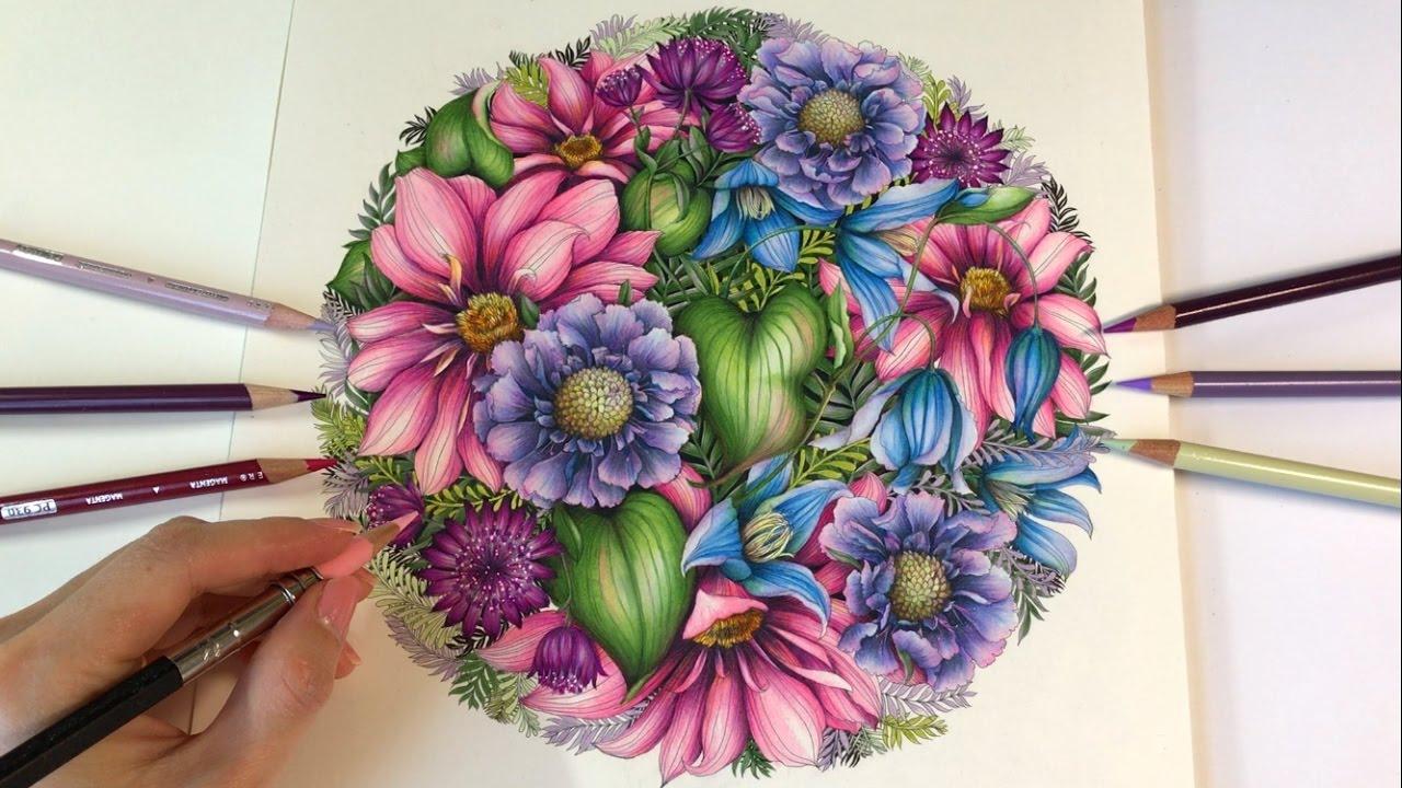 Romantic Garden Part 2 Astrantia Amp Clematis Flowers