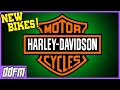 Harley Davidson Launching 50 New Models!!!